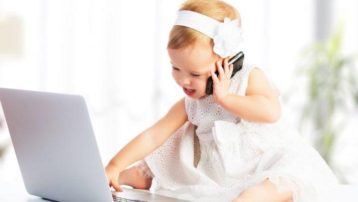 Smartfonowe pokolenie –  w pajęczynie elektronicznej niewoli.